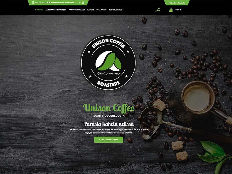 Kahvia netistä
